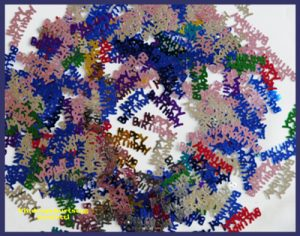 kindergeburtstag konfetti